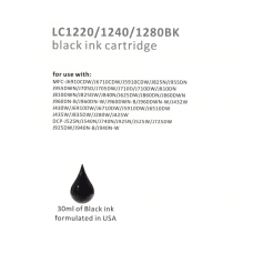 Compatible Brother LC1240 ink cartridges Black