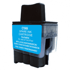 Compatible Brother LC900C Cyan ink cartridges