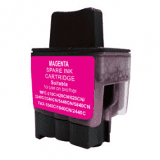 Compatible Brother LC900M Magenta ink cartridges