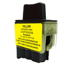 Compatible Brother LC900Y Yellow ink cartridges