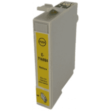 Compatible Epson T0714 ink cartridges Yellow C13T07144011