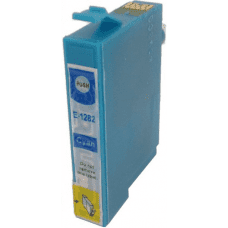 Compatible Epson T1282 Cyan ink cartridges C13T12824011