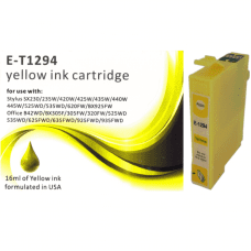 Compatible Epson T1294 Yellow ink cartridges C13T12944011