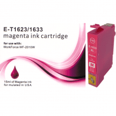 Compatible Epson T1623 T1633 Magenta Ink Cartridges