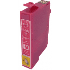 Compatible Epson T1813 ink cartridge Magenta